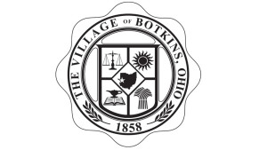 Village of Botkins Seal