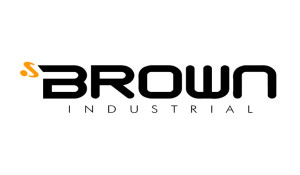Brown Industrial Logo